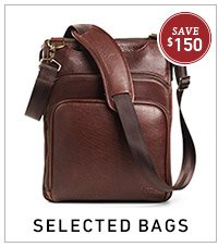 Save 20% on Selected Bags >