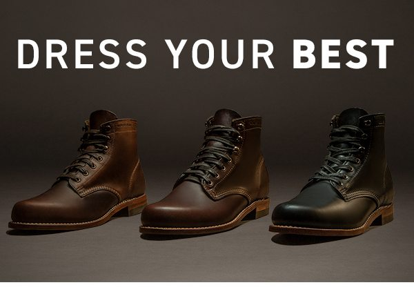 cdd4de6e6fc Boots for Your Next Formal Occasion - Wolverine Email Archive