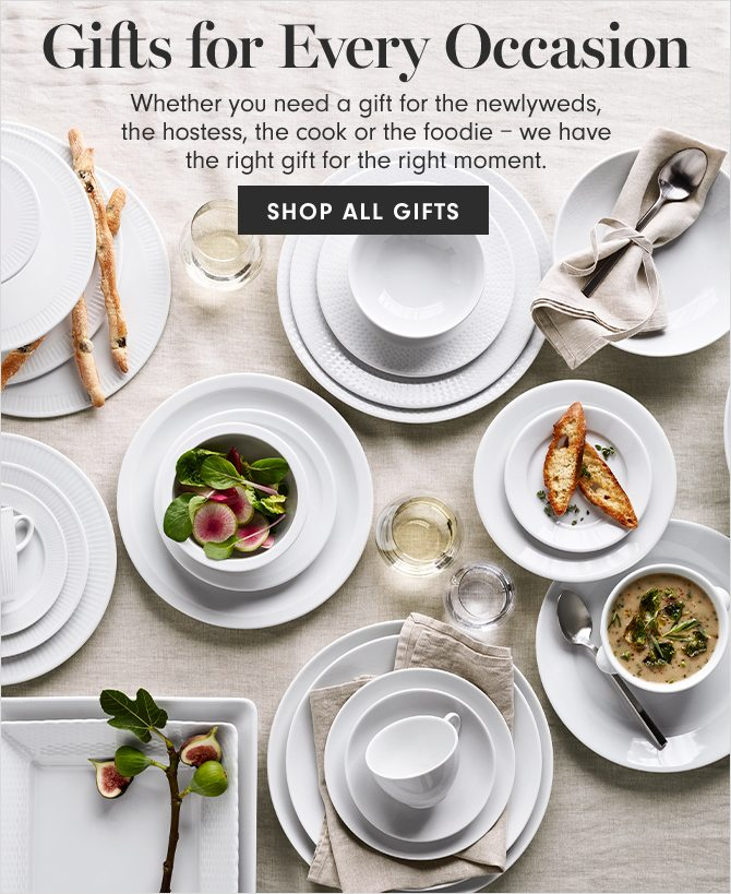 Gifts for Every Occasion - SHOP ALL GIFTS