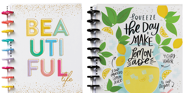 ENDS TOMORROW. In Store. 60% off your total purchase of The Happy Planner Collection Planners -when you stack- 50% Sale + 20% Coupon.