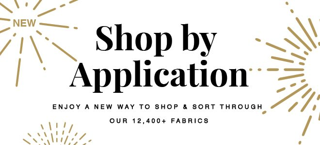 SHOP BY APPLICATION