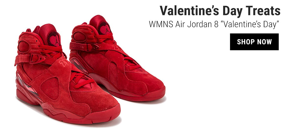 0b1ace90ee8 Valentine's Day Treats For Her feat. the New WMNS Air Jordan 8 ...