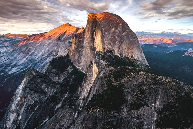 Explore Yosemite Half Dome Backpacking