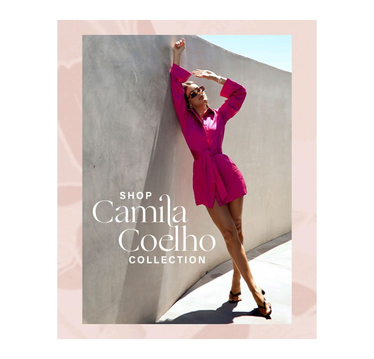 SHOP CAMILA COELHO COLLECTION