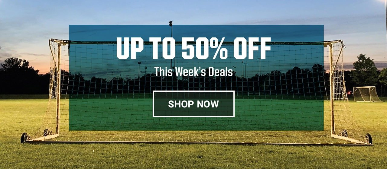 Up to 50% off. This week's deals. Shop now.