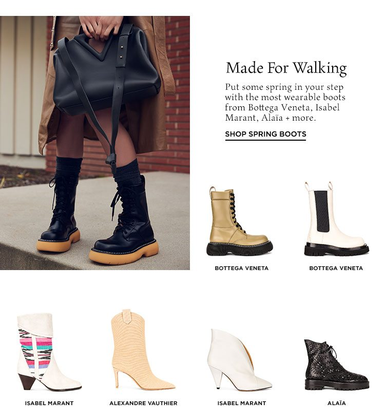 Made for Walking - Shop spring boots
