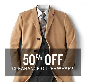 TAKING CARE OF BUSINESS | $249.99 Designer Suits + 3/$99.99 Dress Shirts + Extra 30% Off Clearance Sport Coats, Suits, Boys' Clothing, Shoes & Pants + 50% Off Clearance Outerwear + BOGO + TODAY'S PICK | 2/$40 Belts - SHOP NOW