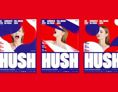 HUSH FULL MUSIC 2019