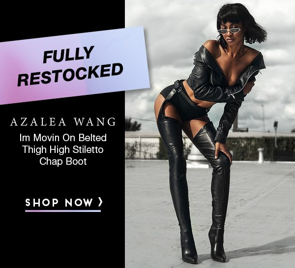 01ce1c389b147 fully restocked - azalea wang I'm movin on belted thigh high stiletto chap  boot