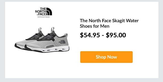 The North Face Skagit Water Shoes for Men