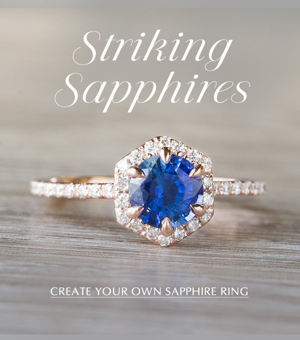 Brilliant In Blue Sapphire Engagement Rings Brilliant Earth Email Archive