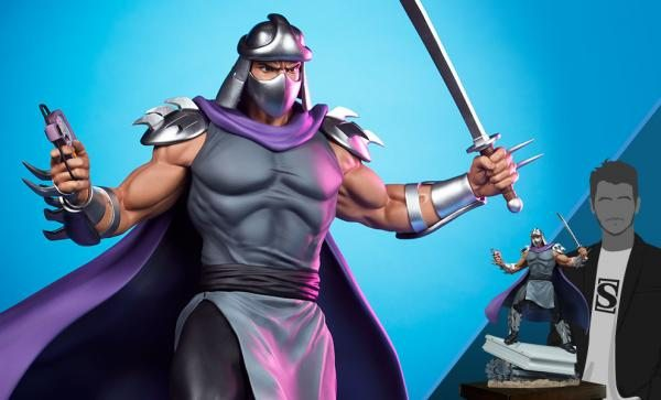 LIMITED EDITION: 300 Exclusive Shredder Statue by PCS