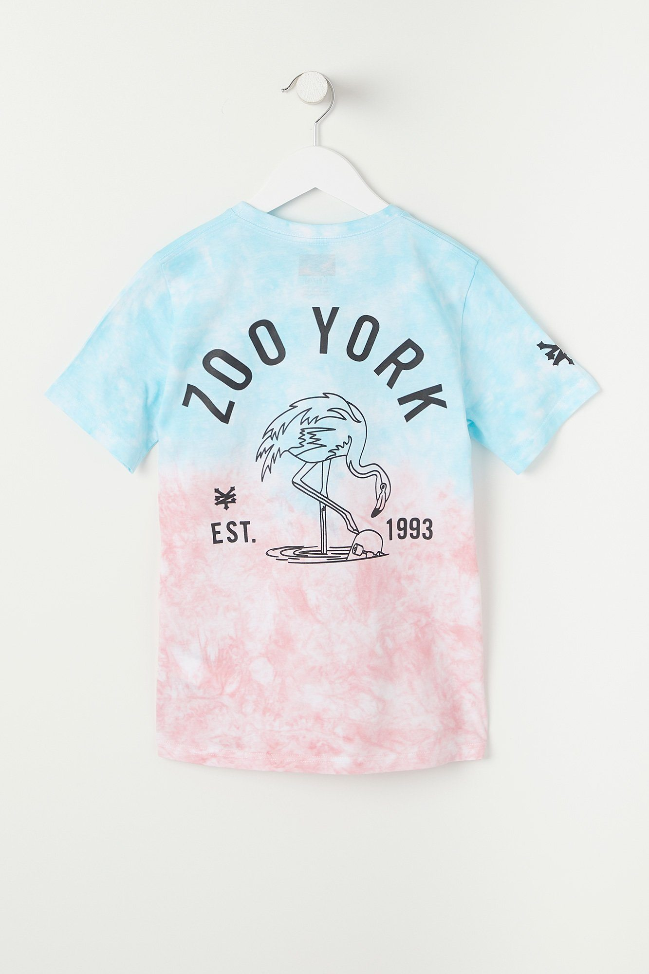 Image of Zoo York Youth Tie-Dye T-Shirt