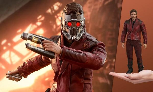 Avengers: Infinity War - Star-Lord Sixth Scale Figure by Hot Toys