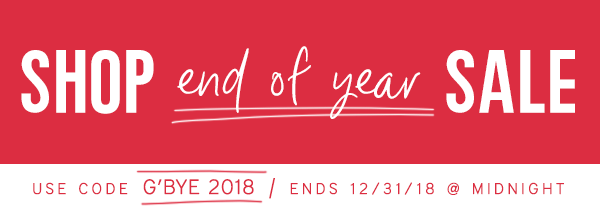 Shop End of Year Sale