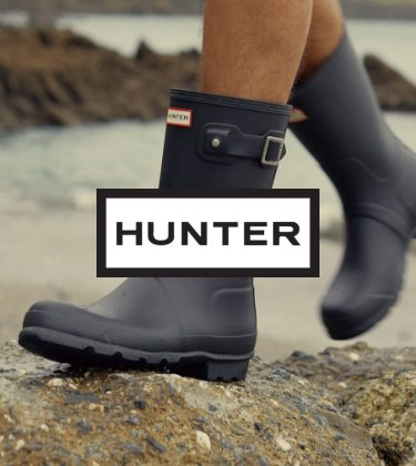 Hunter - Up to 30% off