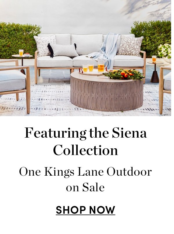 One Kings Lane Outdoor on Sale