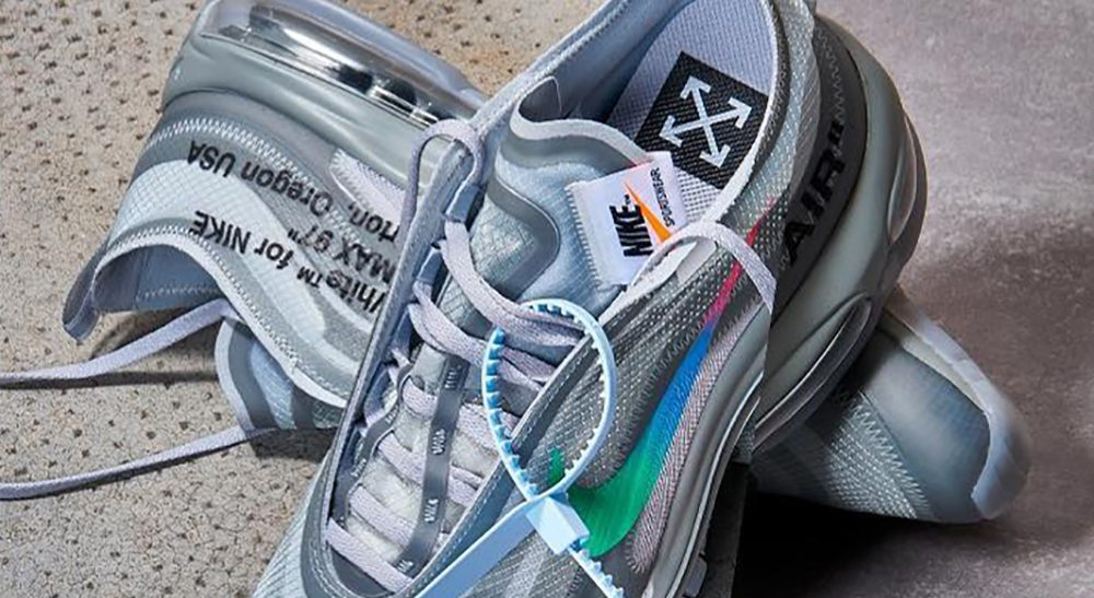 buy popular 233c3 5ce17 Sneakers. OFF-WHITE Officially Announces Its New Nike Air Max ...