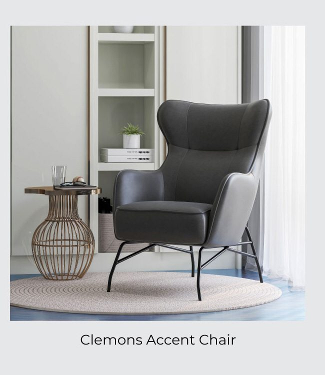 Clemons Accent Chair