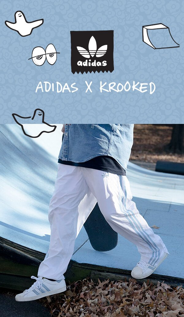 ADIDAS x Krooked - New Collection - Shop Now ...