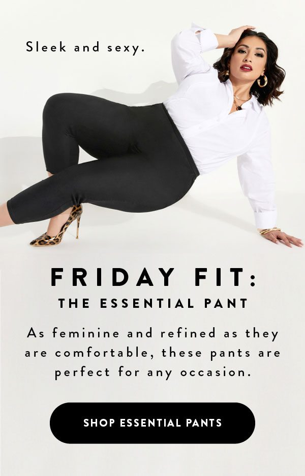 Friday Fit: The Essential Pant