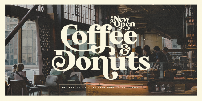 Swash, serif, or sans - These stylish new fonts are making a