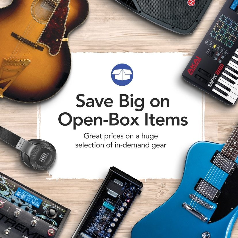 Save Big on Open-Box Items. Great prices on a huge selection of in-demand gear. Shop now or call 877-560-3807