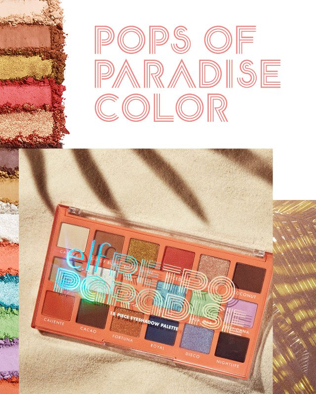 Behind the Retro Paradise Collection
