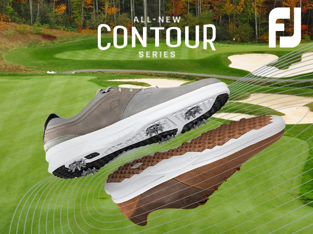 New FootJoy Contour Casuals