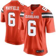 Baker Mayfield Cleveland Browns Nike Game Jersey – Orange