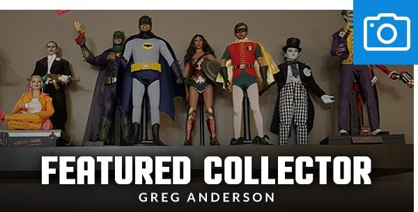 Feature collector - Greg Anderson
