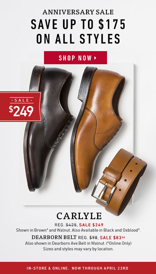 Carlyle now $249