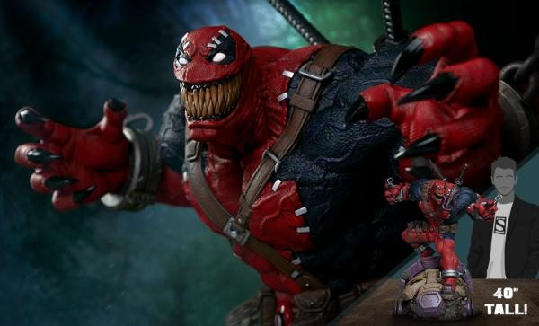 SHIPPING SOON - ONLY 300 WORLDWIDE Venompool 1:3 Scale Statue by PCS