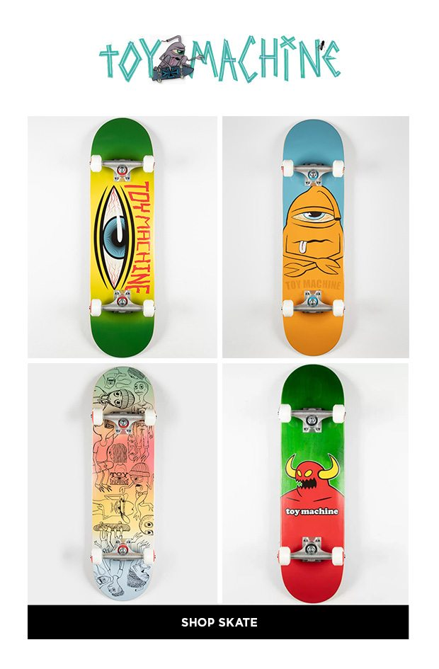 Shop Toy Machine Skateboards