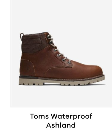 Toms Waterproof Ashland 2.0 Boots