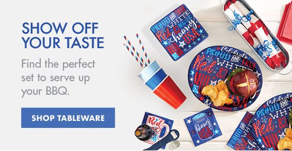 Show your Taste | Find the perfect set to serve up your BBQ | SHOP TABLEWARE
