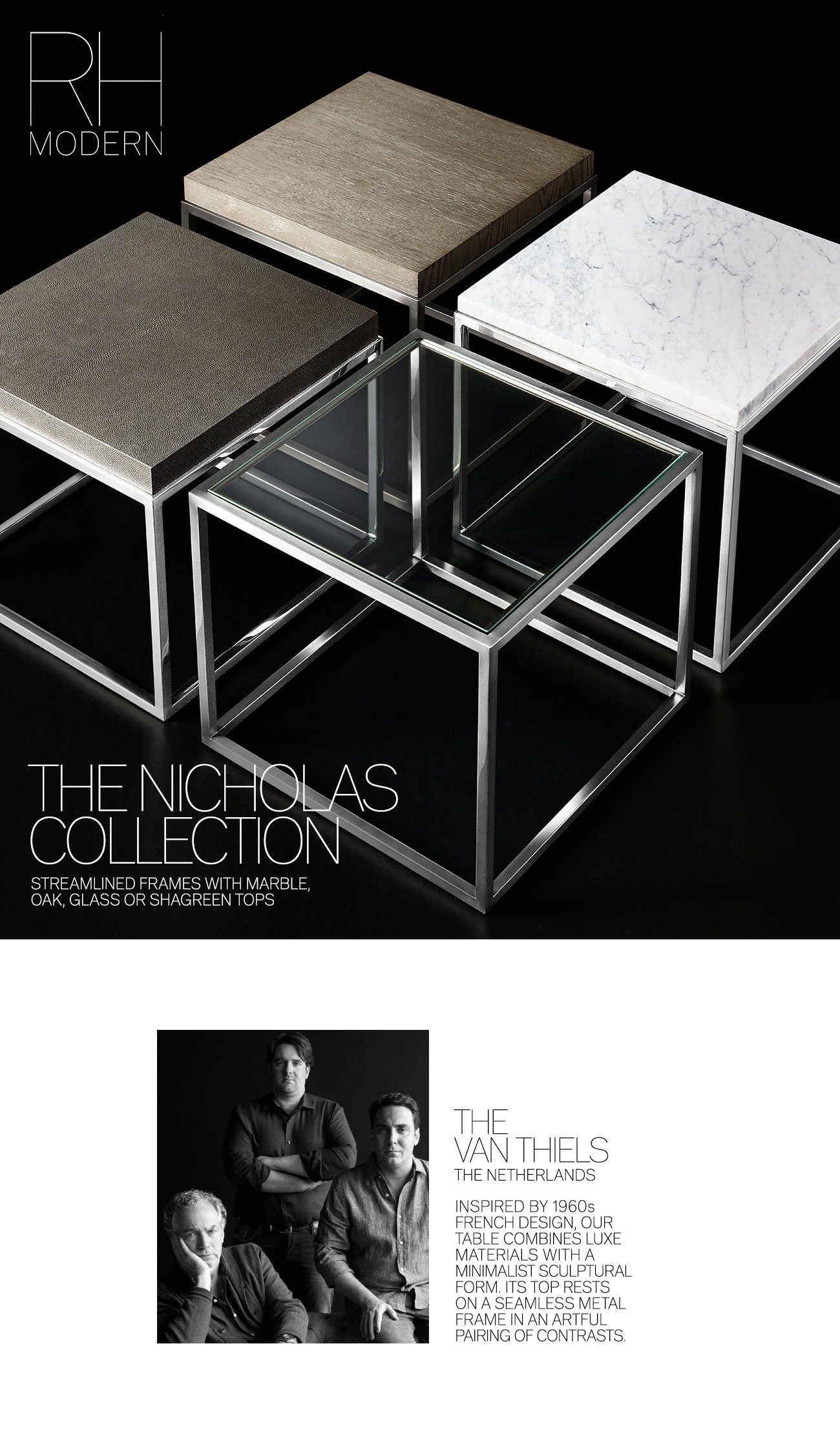 The Nicholas Collection A Study In Complementary Contrasts Rh Email Archive