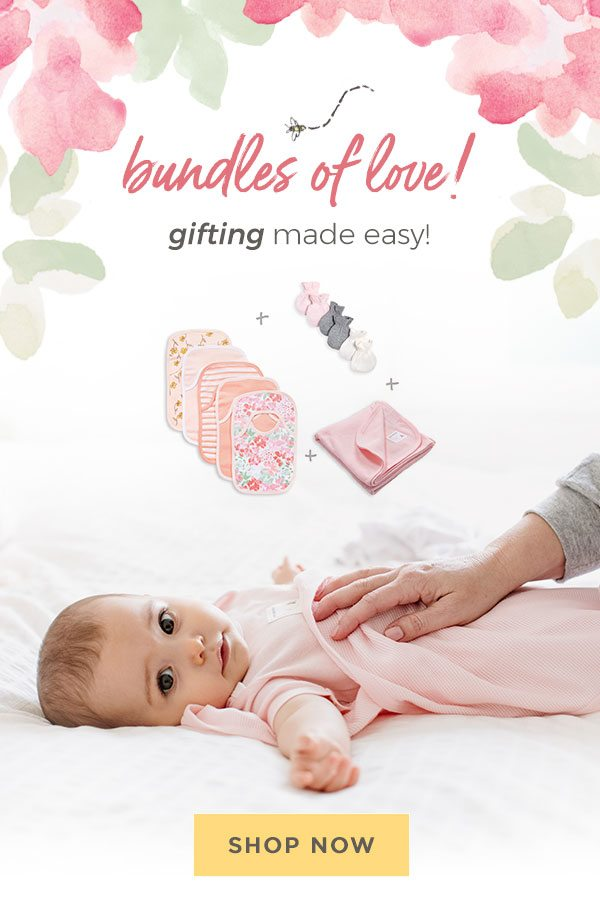 Bundles of love! Gifting made easy