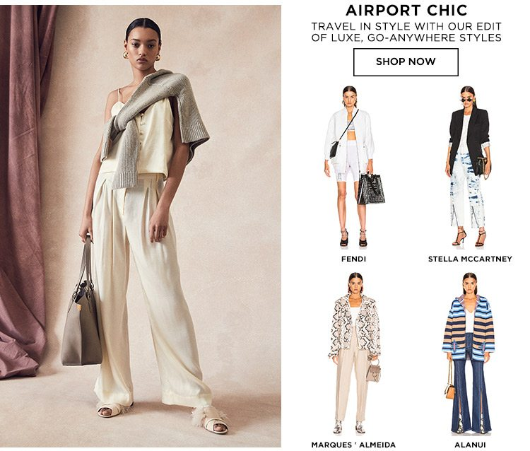 Airport Chic - Shop Now