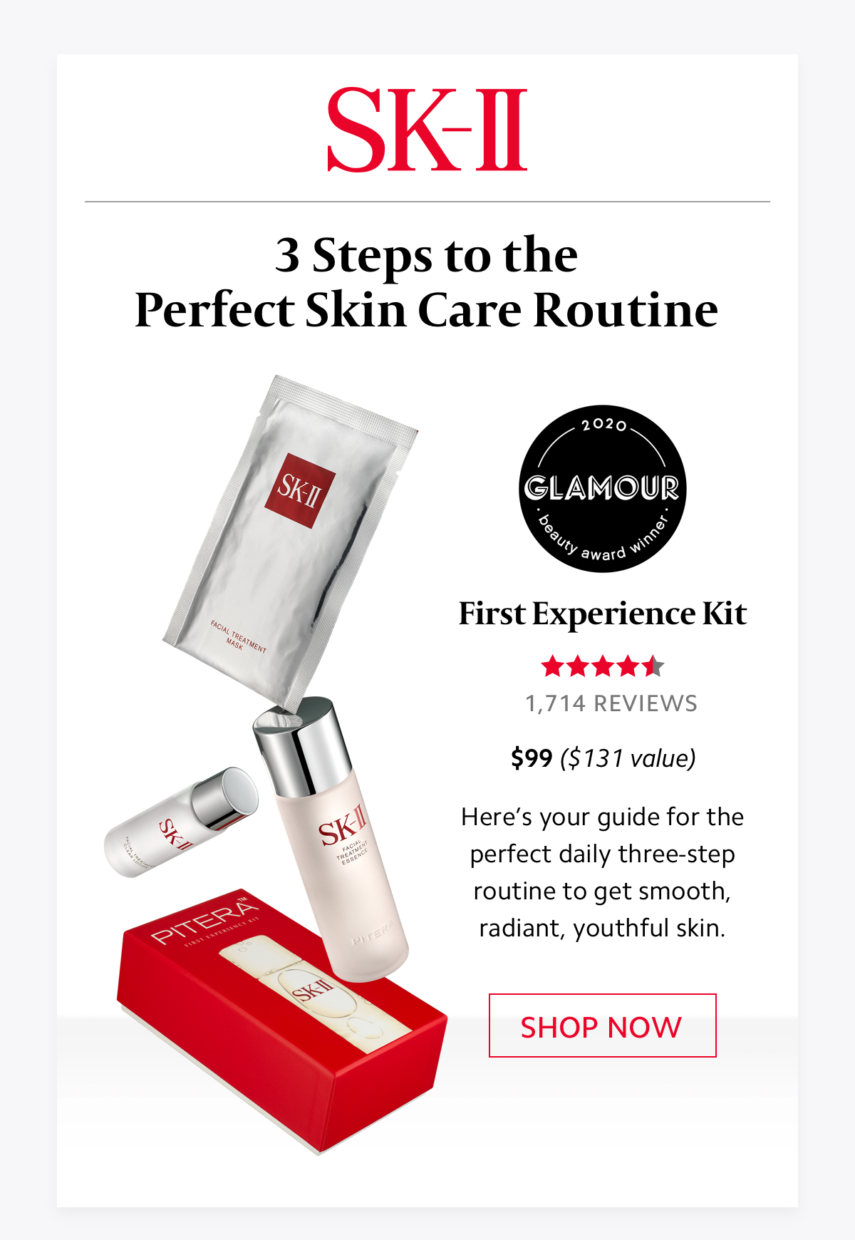3 Steps to the Perfect Skin Care Routine