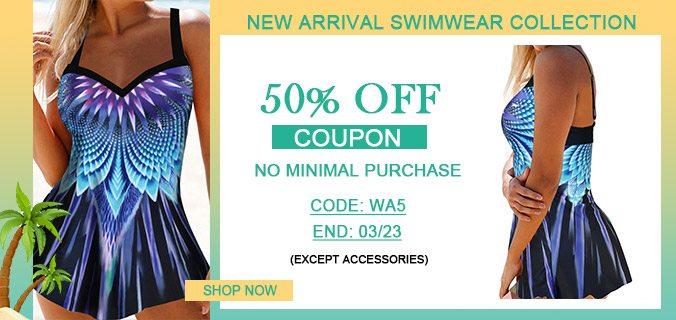 New arrival swimwear collection