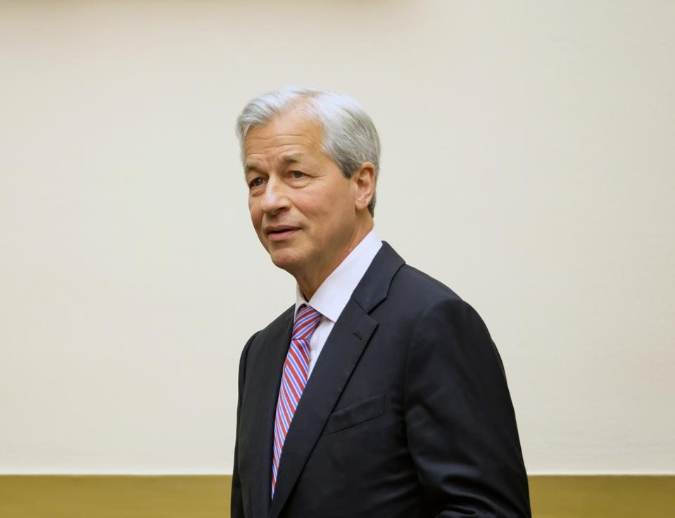 JPMorgan's Jamie Dimon Predicts An Economic Boom That Could 'Easily' Last Until 2023