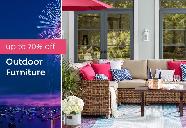🌟 Outdoor Furniture Up To 70% Off 🌟 Shop July 4th Early!   Joss U0026 Main  Email Archive