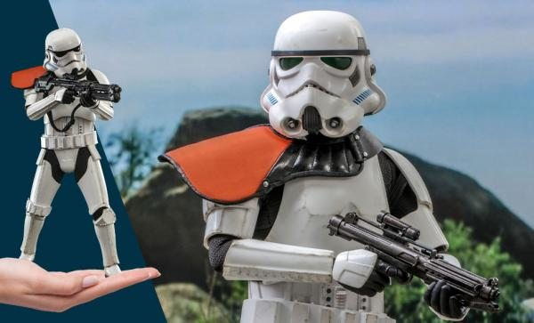 Stormtrooper Commander™ Sixth Scale Figure by Hot Toys