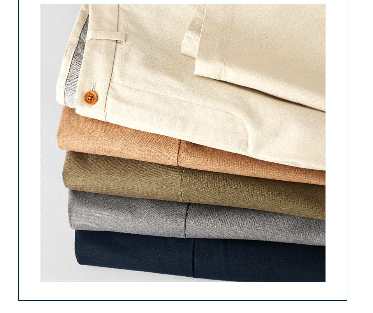 Best-Selling Chinos, Best-Ever Price Experience our customer-favorite Advantage Chinos - now on sale for just $39.