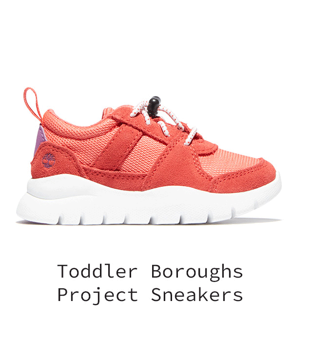 Toddler Boroughs Project Sneakers