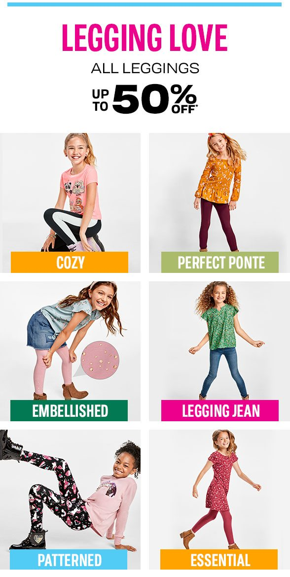 Up to 50% off All Leggings