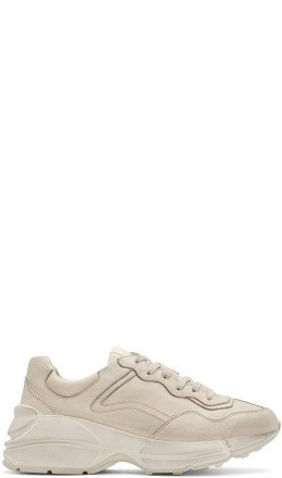 Gucci - Off-White Rhyton Sneakers
