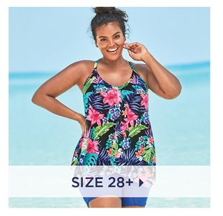 Size 28+
