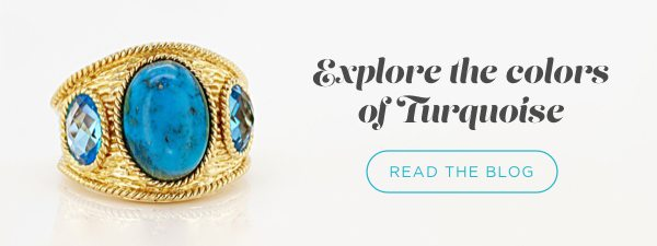Explore the colors of turquoise in the blog